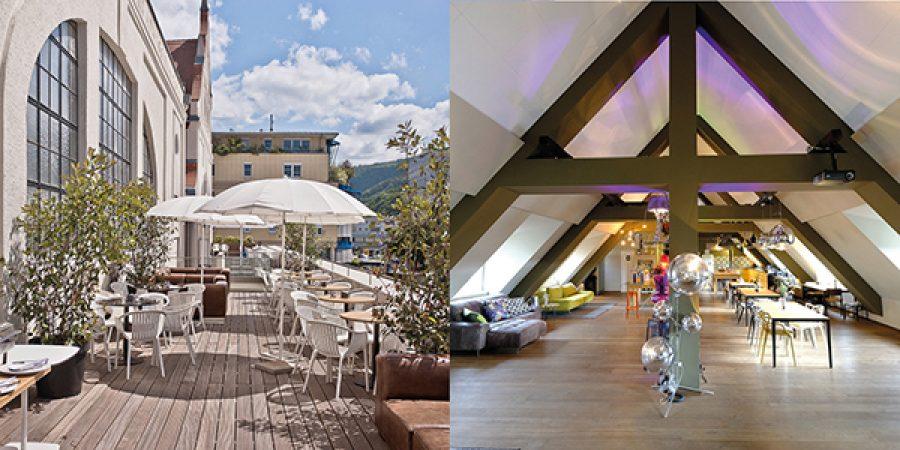 altes hallenbad heidelberg events club dining kultur hotel wellness in. Black Bedroom Furniture Sets. Home Design Ideas